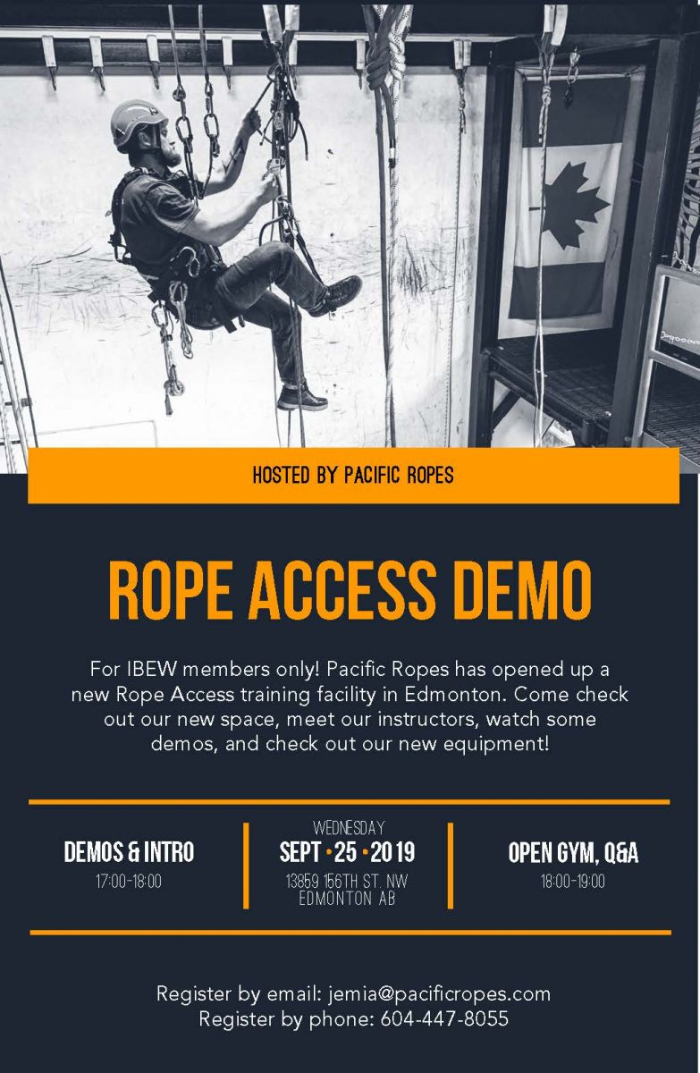 Rope Access Demo