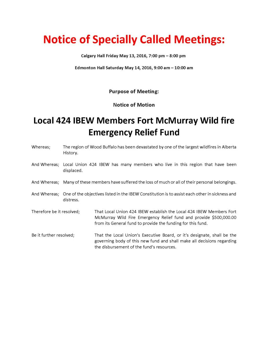 Local_424_IBEW_Members_Fort_McMurray_Wild_fire_Emergency_Relief_Fund3(1)