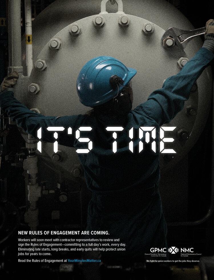 Minutes Matter Campaign
