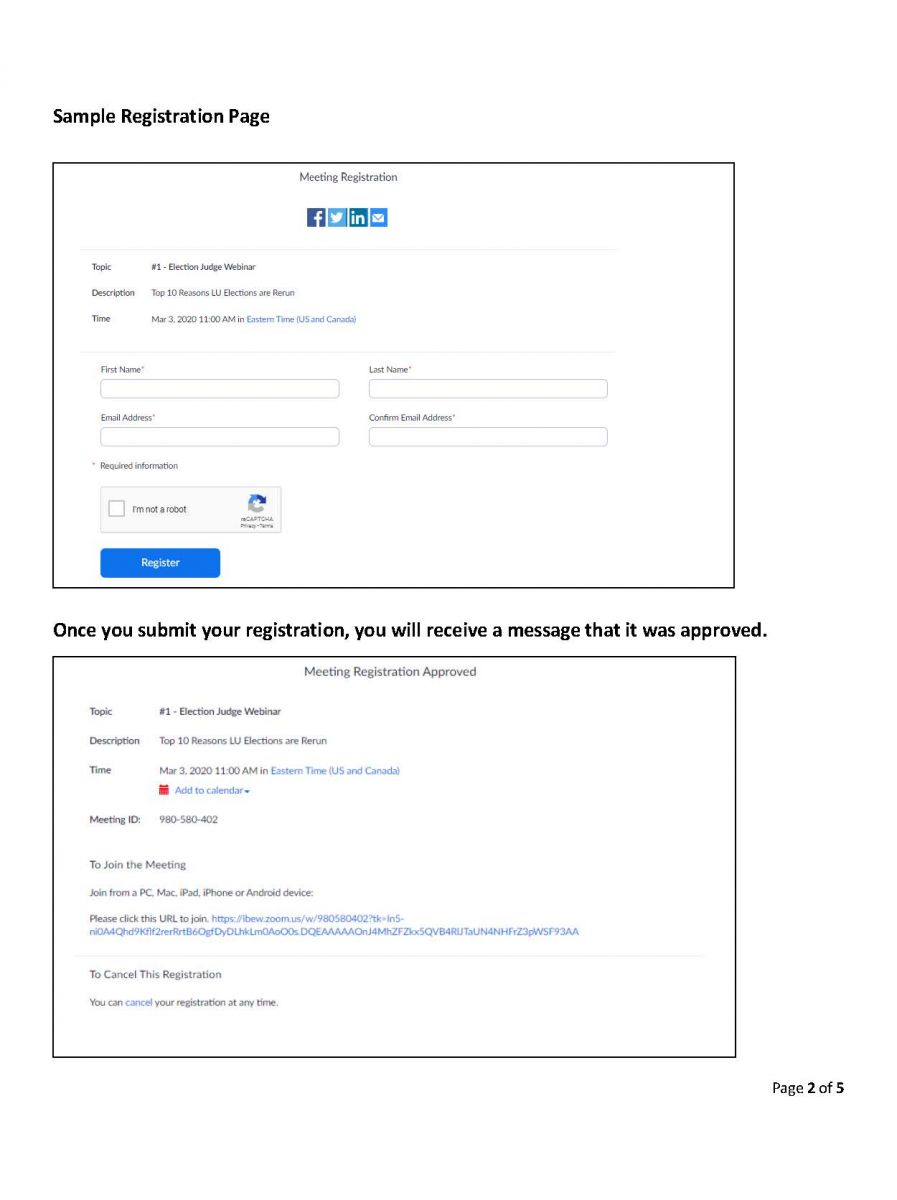 Registration Info pg 2