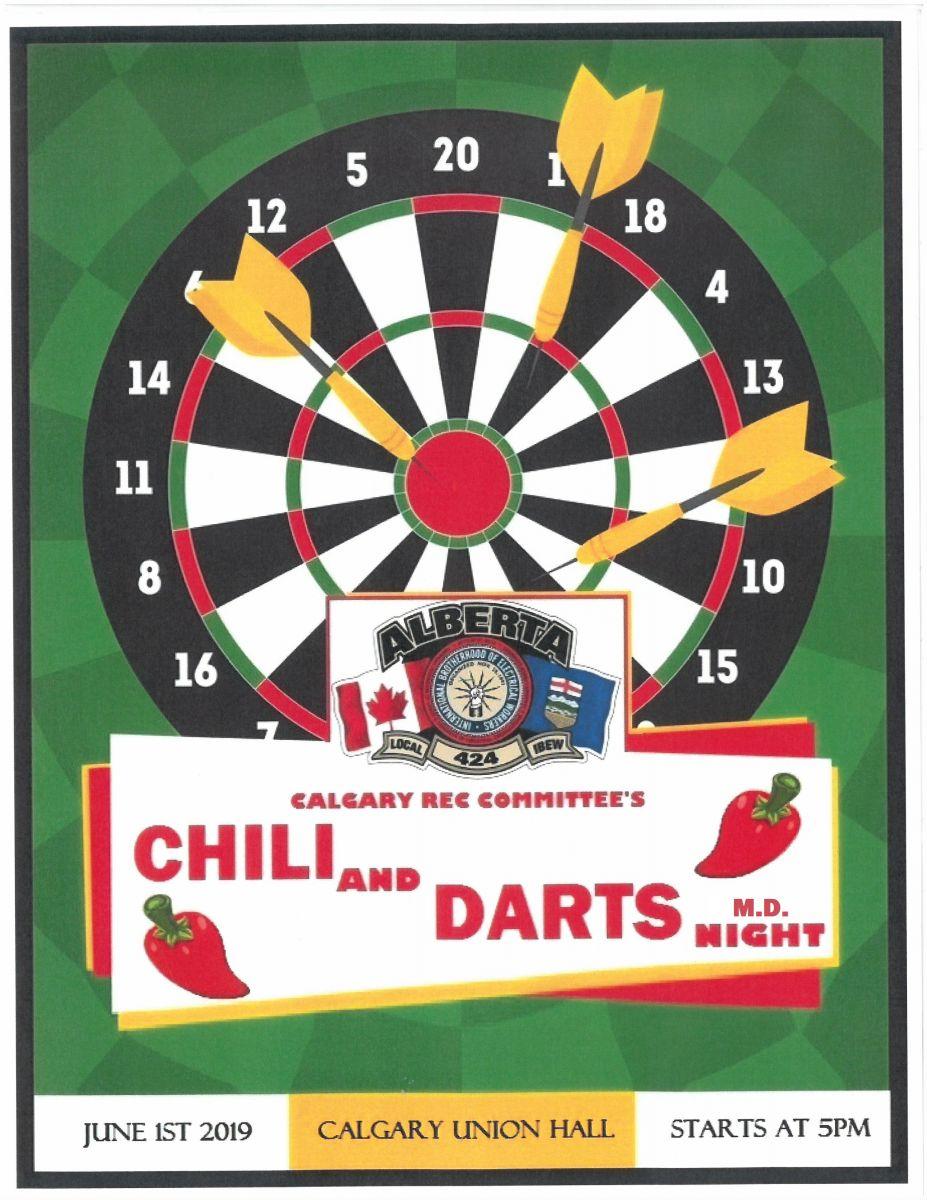 Chili and Darts